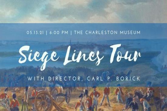 Revolutionary War Siege Lines Walking Tour