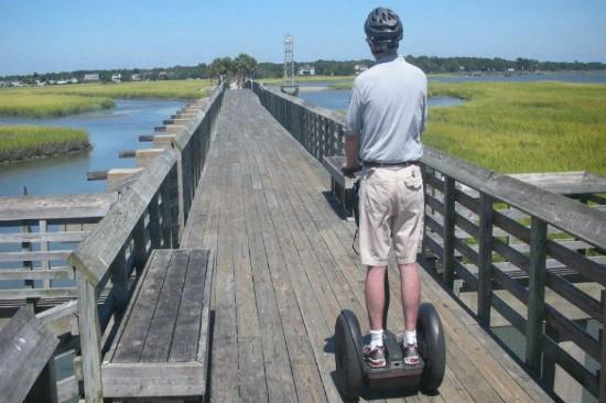 Charleston Segway Tours
