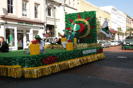 Charleston St. Patrick's Day Parade