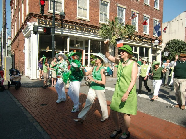 Charleston St.Patrick's Day Parade