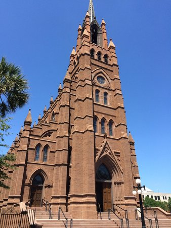 Cathedral of St. John the Baptist Charleston SC