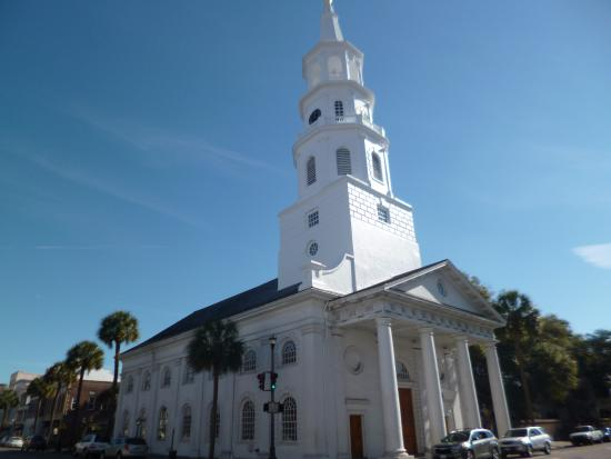 St. Michaels Episcopal Church Charleston SC