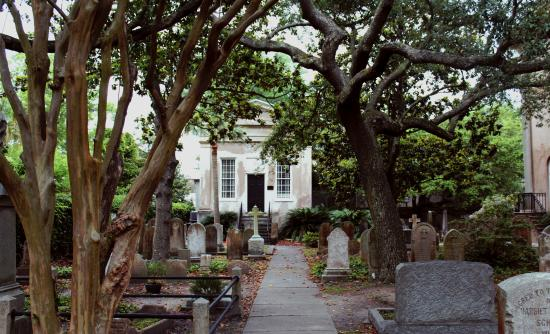 St. Philip's Church Charleston SC