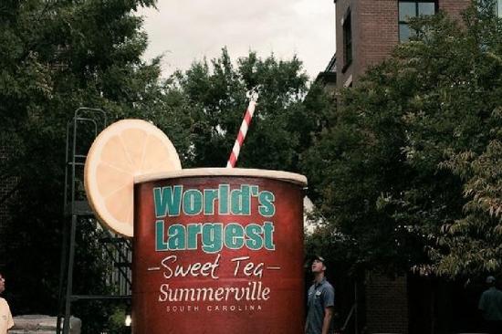 Summerville Sweet Tea Festival