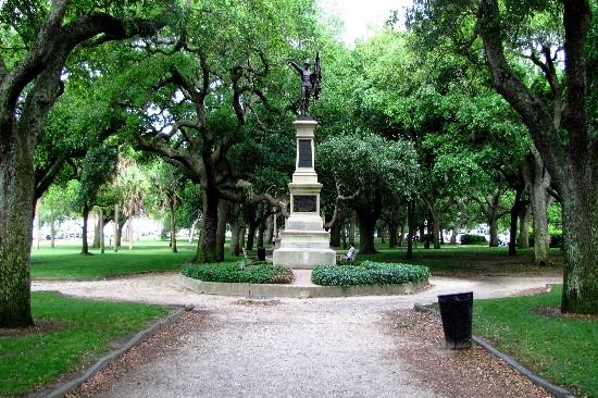 White Point Gardens