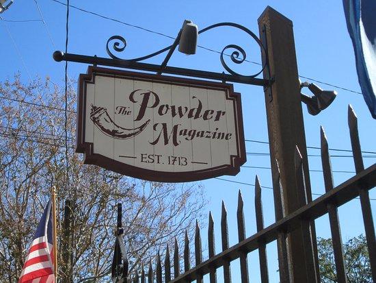 The Powder Magazine Charleston