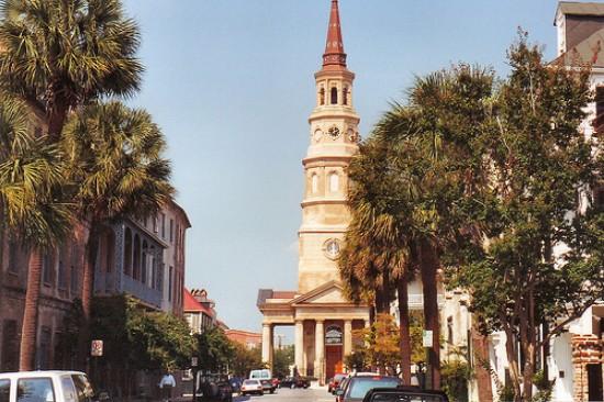 Charleston SC Historic Churches