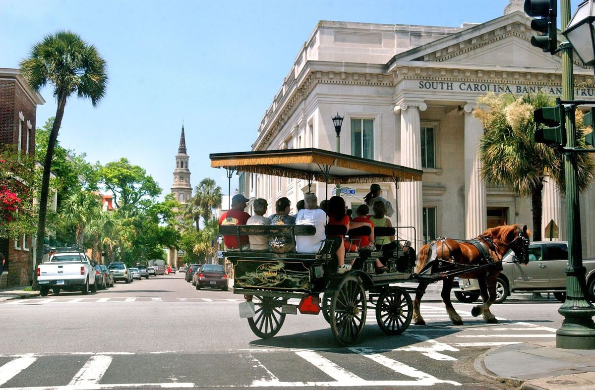 Historic Charleston City Tours