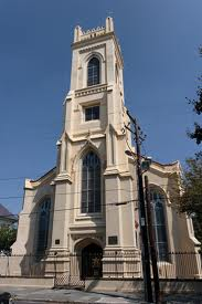 Unitarian Church Charleston SC