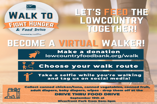 Walk to Fight Hunger