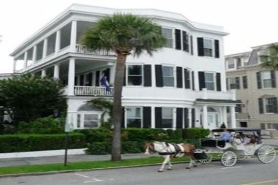 King Street Bed And Breakfast Charleston Sc