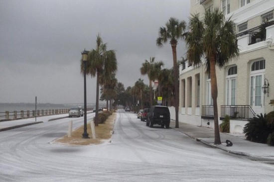 Charleston Weather