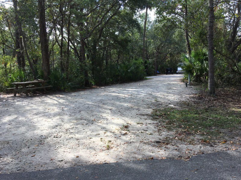 Campgrounds in Charleston SC