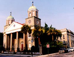 First Scots Presbyterian Church Charleston SC