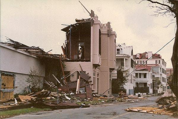 Hurricane Hugo Charleston SC