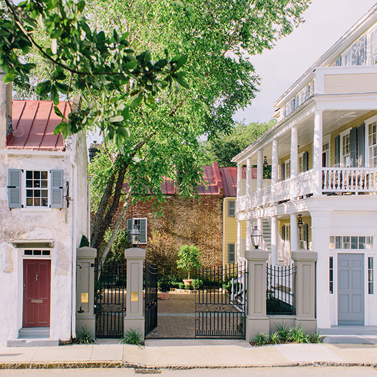 Where to Stay in Charleston SC
